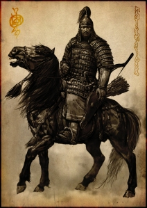 Subutai Baghatur, dowódca armii Mongolskiej pod Legnicą.