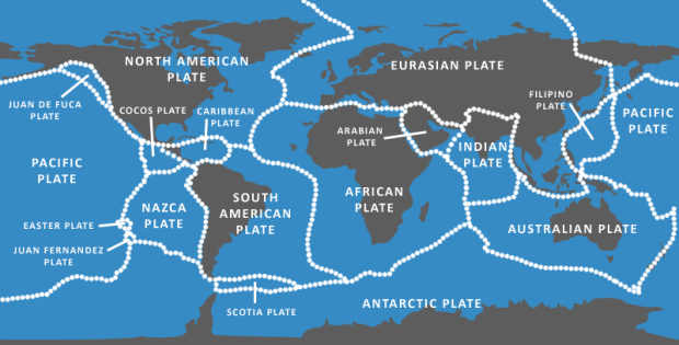 tectonic-plates-map-world